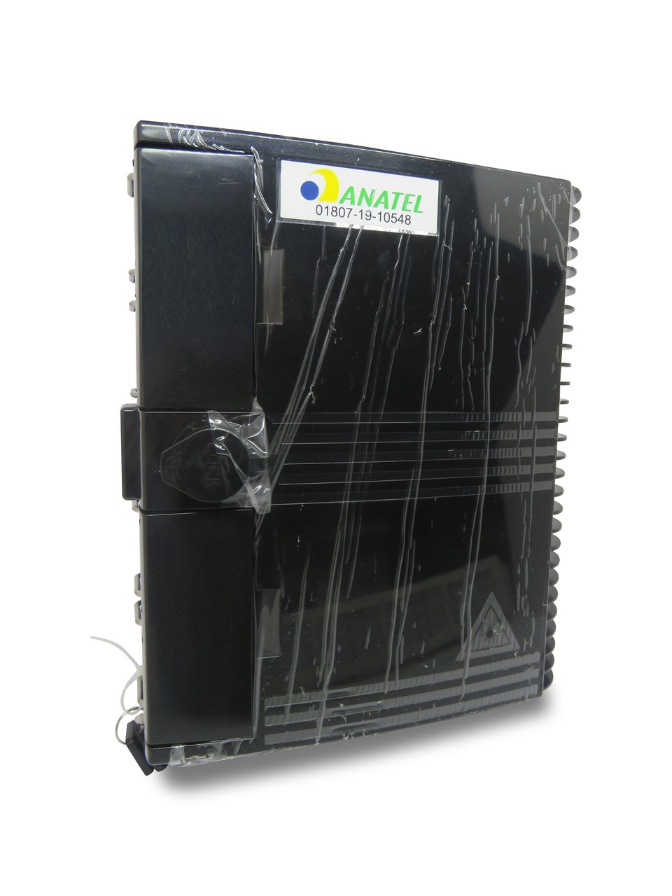 CTO - Caixa de atendimento vazia com 16 Portas para ftth