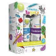 Kit Shampoo 500ml + Condicionador 500ml - Turminha da Bagunça