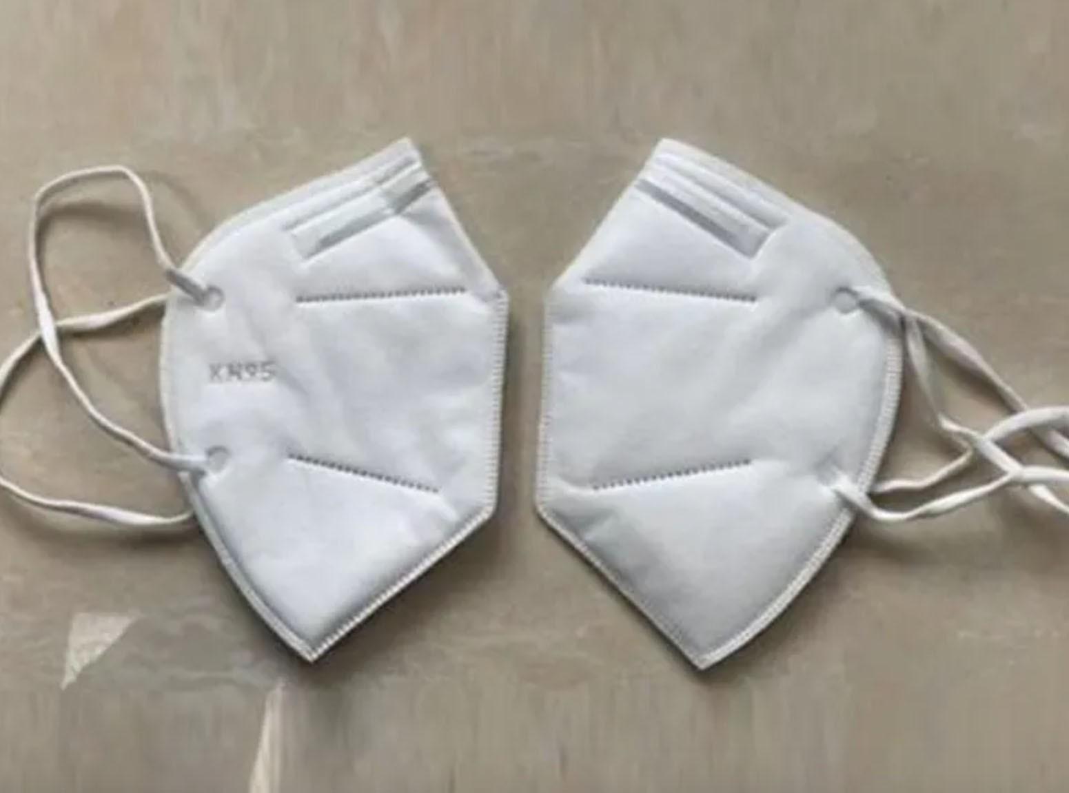 Máscara Cirúrgica KN95 - Caixa com 50 unidades