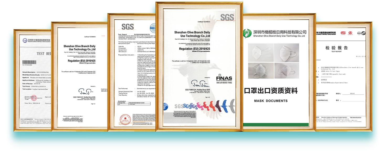 Máscara PFF2 / N95 / KN95 - 80 unidades COLORIDAS diversas 5 camadas meltblow BFE 98% + feltro de coton + tnt spunbond hospitalar hipoalergenico
