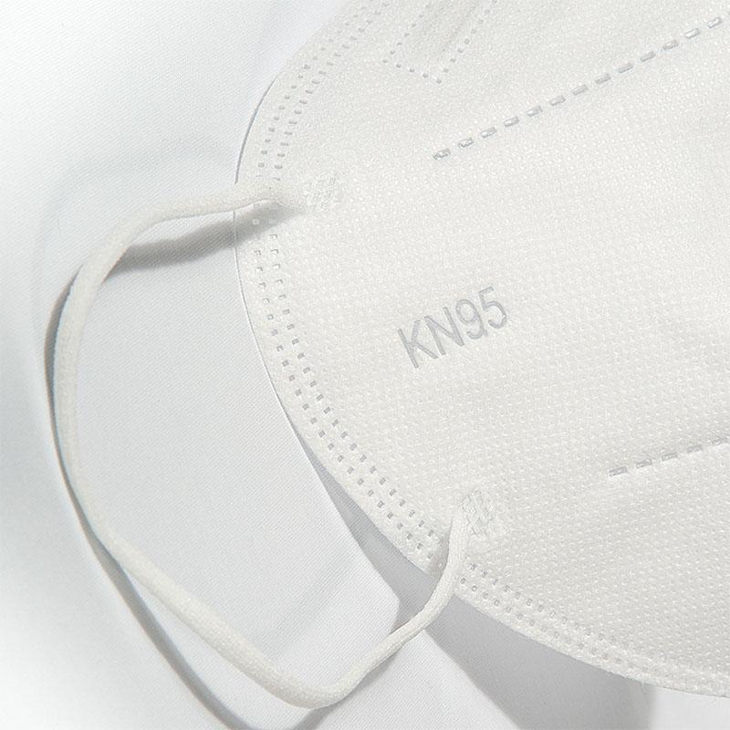 Máscara KN95 / N95 / PFF2 - 80 unidades COLORIDAS diversas