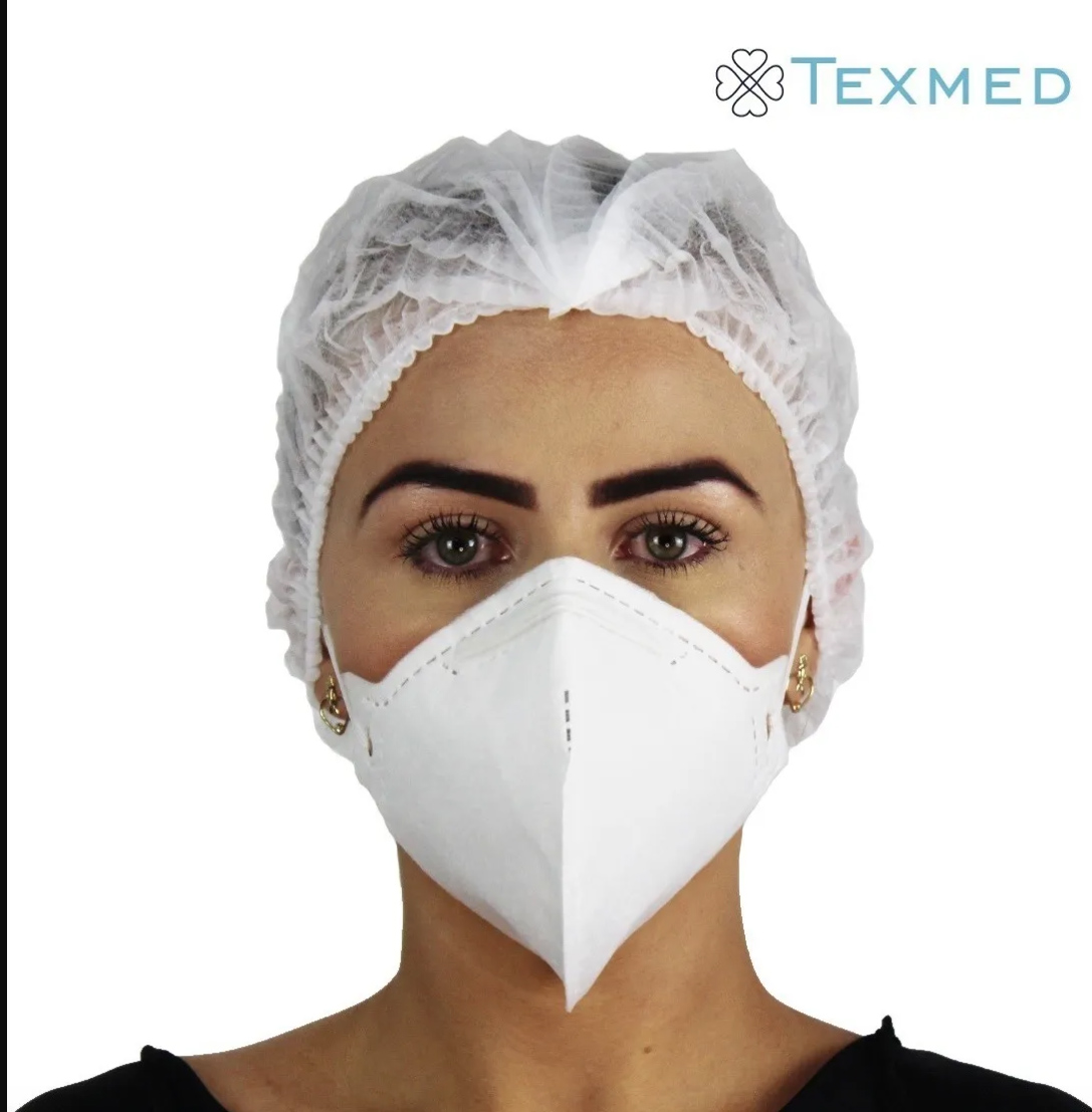 Máscara Respirador PFF2 / N95 pacote com 3 unidades - ANVISA 82167630001