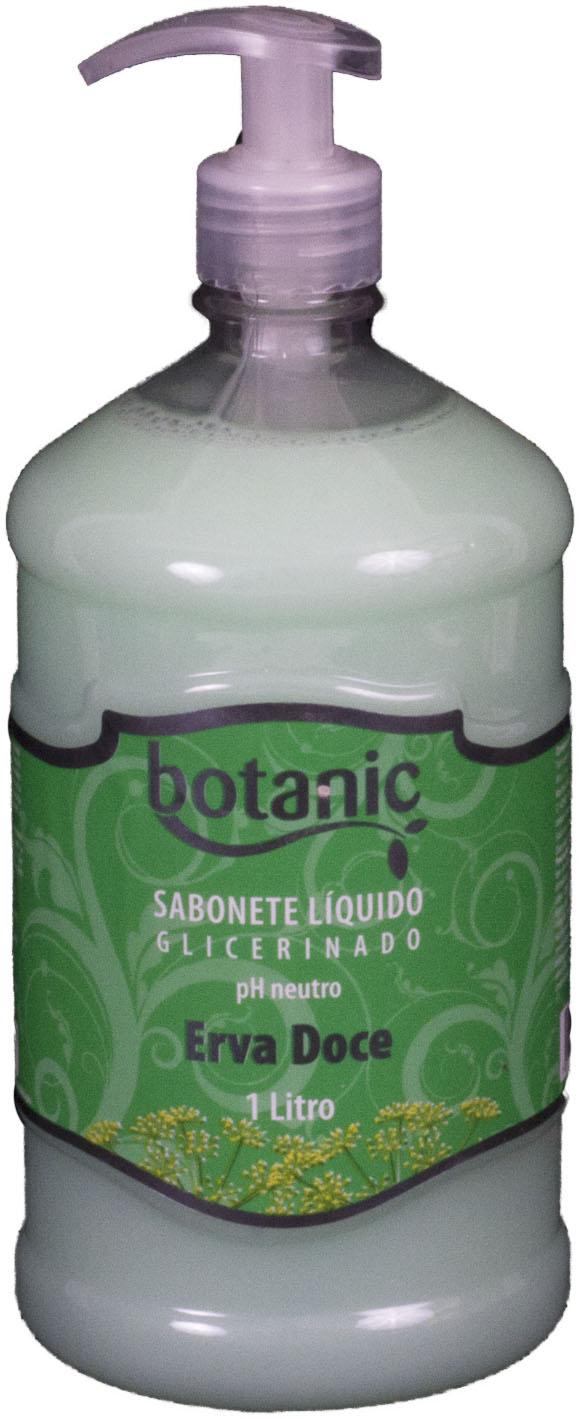 Sabonete líquido Erva Doce Bellplus pH Neutro 1 litro