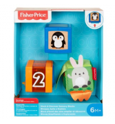 Blocos Empilhando e Explorando - Fisher-Price