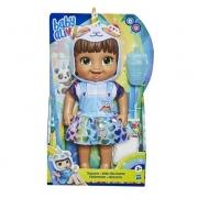 Boneca Baby Alive Tinycorns - Pana Morena - Hasbro