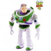 Boneco Buzz Lightyear Toy Story Articulado Com Som- Mattel