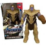 Boneco Thanos 30cm Avengers Deluxe 2.0 - Hasbro