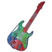 Guitarra Musical PJMasks Com Luzes e Som - Candide