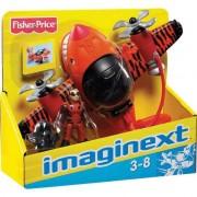 Imaginext Sky Racers Aviao Tigre Voador - Mattel