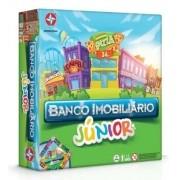 Jogo Banco Imobiliário Júnior - Estrela