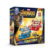 Jogo Cara a Cara Vingadores - Guerra Infinita - Estrela