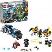 LEGO Ataque Dos Vingadores - Speed Bike - Lego