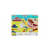 Massinha Play-Doh Brincando de Dentista - Hasbro