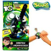 Omnitrix lançador de Discos Ben 10 - Sunny