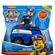 Patrulha Canina Veículo Clássico Com Figura Chase - Sunny
