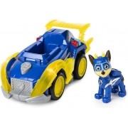 Patrulha Canina Veículo Deluxe Com Figura Chase - Sunny