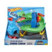 Pista Ataque de Cobra - Hot Wheels