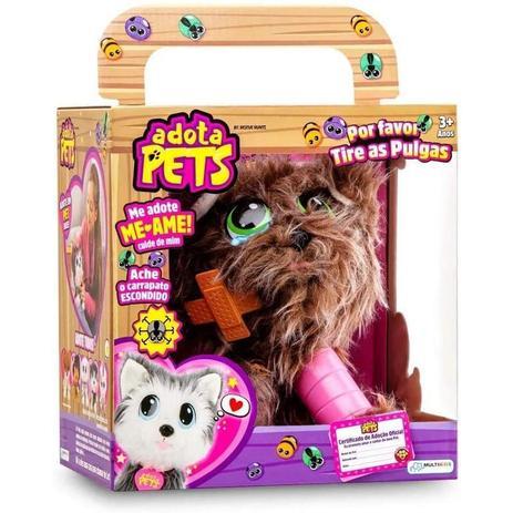 Adota Pets Scott 19cm Com Acessórios - Multikids
