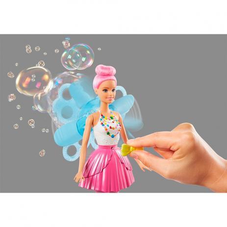 Barbie Fantasia Fada Bolhas Mágicas - Mattel
