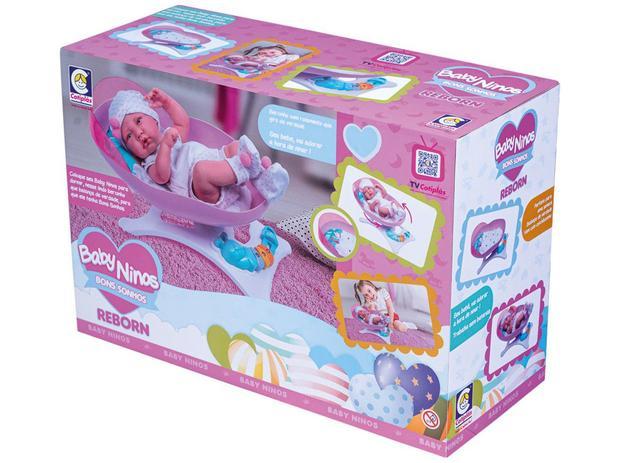 Berço de Balanço Baby Ninos - Cotiplás
