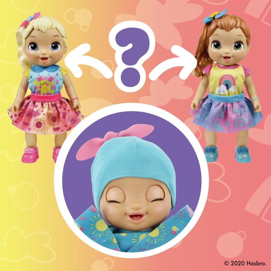 Boneca Baby Alive Grows Up Feliz - Hasbro