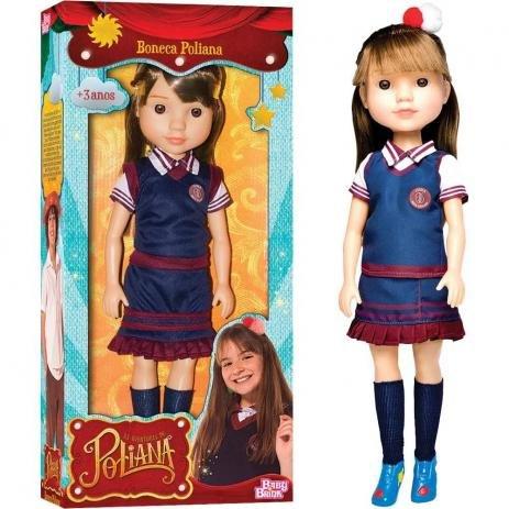 Boneca Poliana - Baby Brink