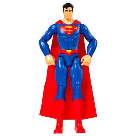 Boneco Articulado Liga da Justiça DC Comics Superman - Sunny