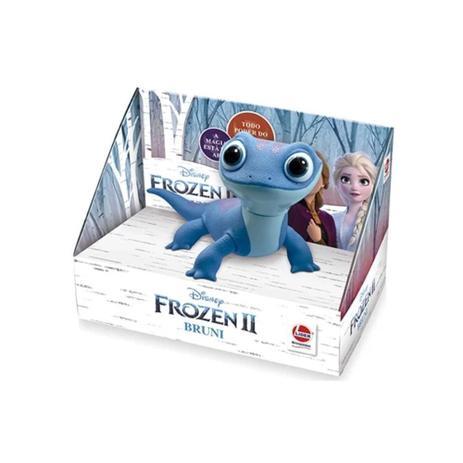 Boneco Bruni em Vinil Articulado - Frozen 2 - Líder