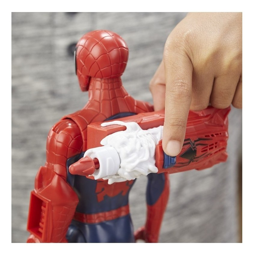 Boneco Homem Aranha Titan Hero Power Fx - Hasbro