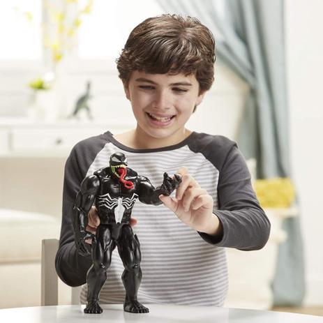 Boneco Maximum Venom 30cm Spider-Man - Hasbro