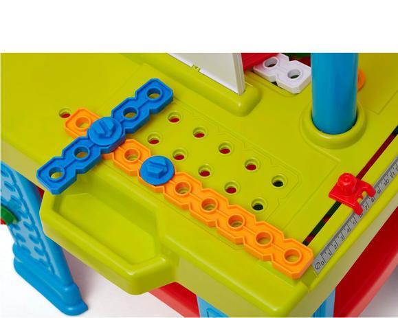Brinquedo Bancada de Trabalho Ferramentas - Calesita