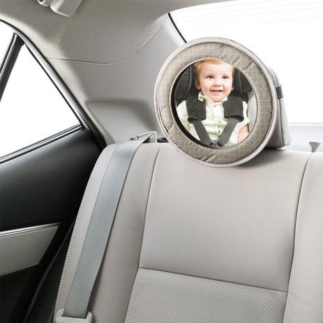Espelho Retrovisor Para Banco Traseiro Baby Look - Multikids