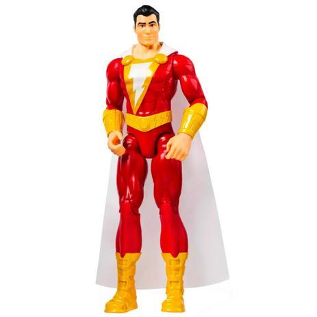 Figura Articulada Shazam 29 cm - Liga da Justiça - Sunny