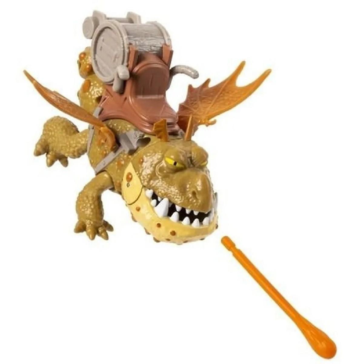 Figura e Boneco Como Treinar Seu Dragão 3 Meatlug - Sunny