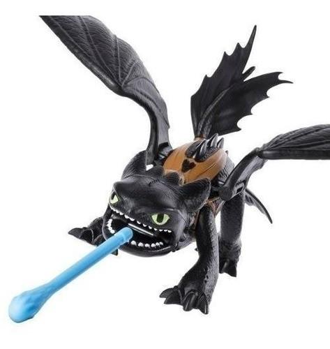 Figura e Boneco Como Treinar Seu Dragão 3 Toothless - Sunny