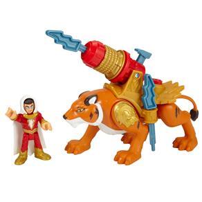 Imaginext Batveículo Shazam com Tigre - Mattel
