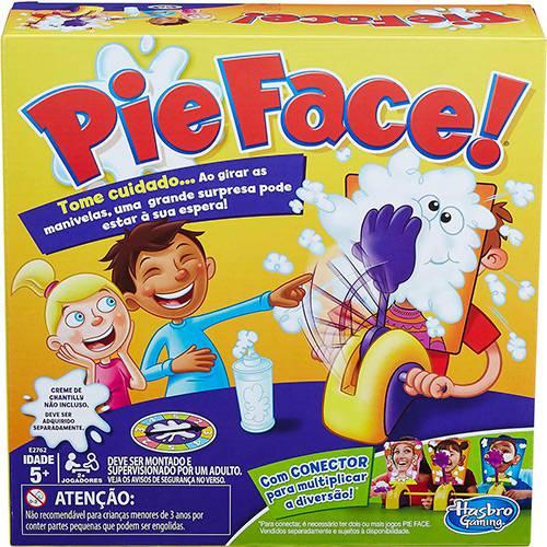 Jogo Pie Face - Hasbro