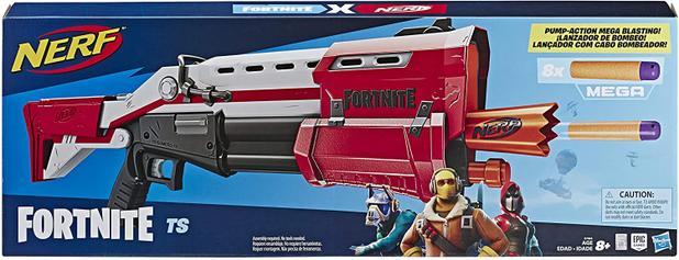 Lancador Nerf Fortnite Reskin TS - Hasbro