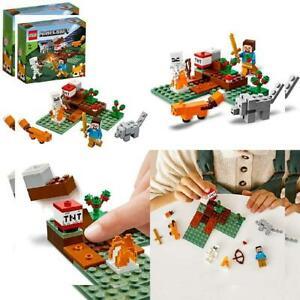 LEGO Minecraft - A Aventura em Taiga