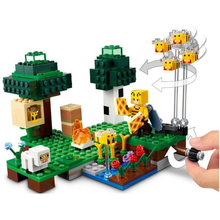 LEGO Minecraft - A Fazenda das Abelhas