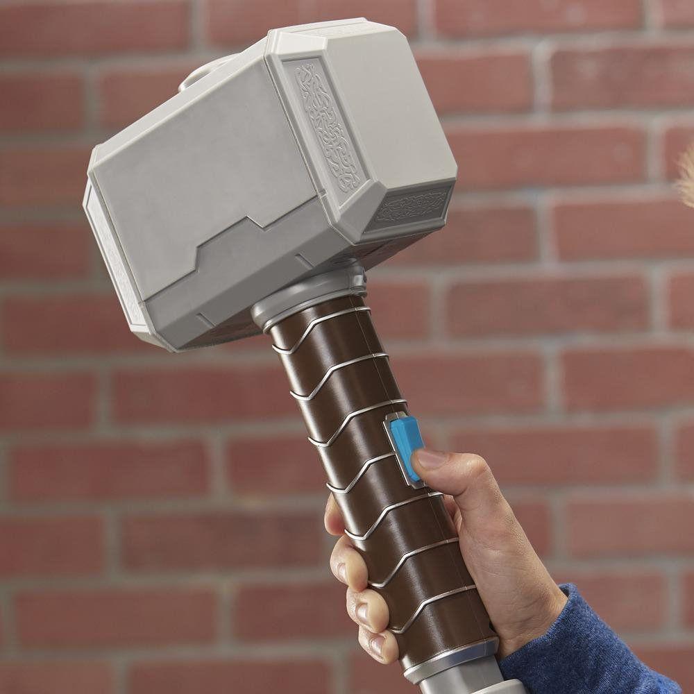 Martelo de Combate Thor Marvel Vingadores - Hasbro