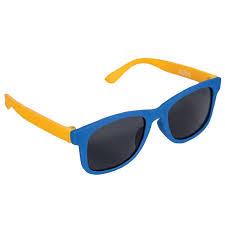 Óculos de Sol Baby Flexível Blue - Buba