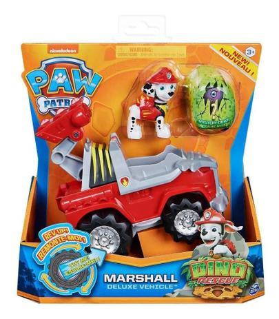 Patrulha Canina Dino Carro Marshall - Sunny