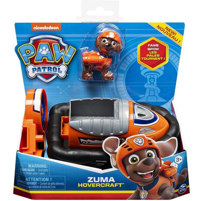 Patrulha Canina Veículo Clássico Com Figura Zuma - Sunny
