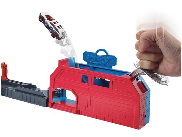 Pista Hot-Wheels City Ataque Aéreo do Dragão - Mattel