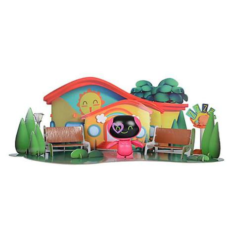 Playset 3D Mini Beat Power Rockers Figura Myo - Multikids