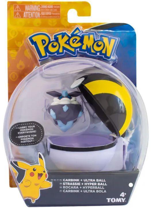 Pokemon Carbink + Pokebola - Sunny