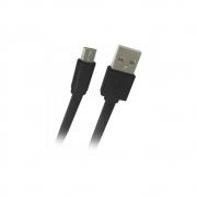 CABO FORTREK USB X MICRO USB 1,8M FLAT
