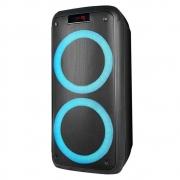 CAIXA DE SOM PULSEBOX BLUETOOTH AUX/ USB 1000W - SP359