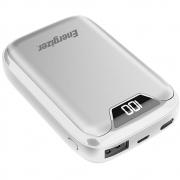 CARREGADOR PORTATIL POWER BANK 10.000MAH USB+USB-C BRANCO UE10042WE ENERGIZER